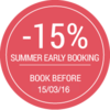 Summer early booking