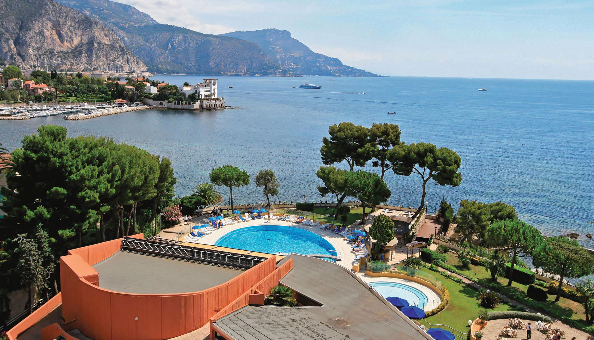 The Delcloy , Your 3 stars  hotel club in Saint-jean-Cap-Ferrat