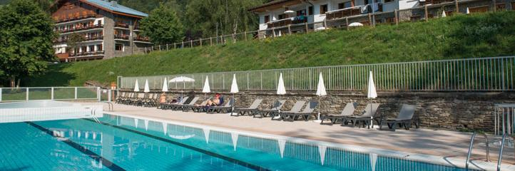 Hotel Les Chalets du Prariand for holidays relaxation in Megève